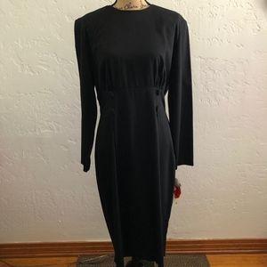 Hearts Black dress, size 12